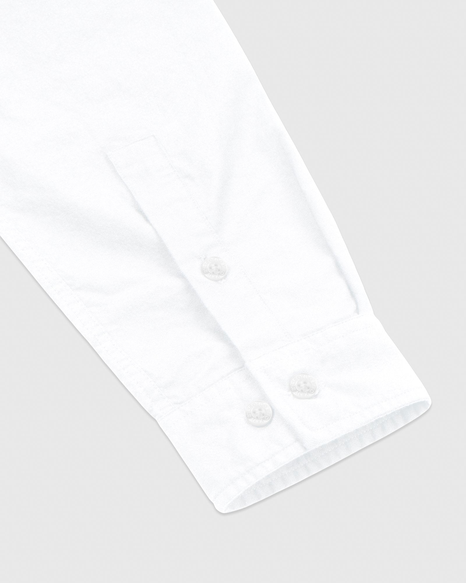 OXFORD SHIRT - WHITE IMAGE #5