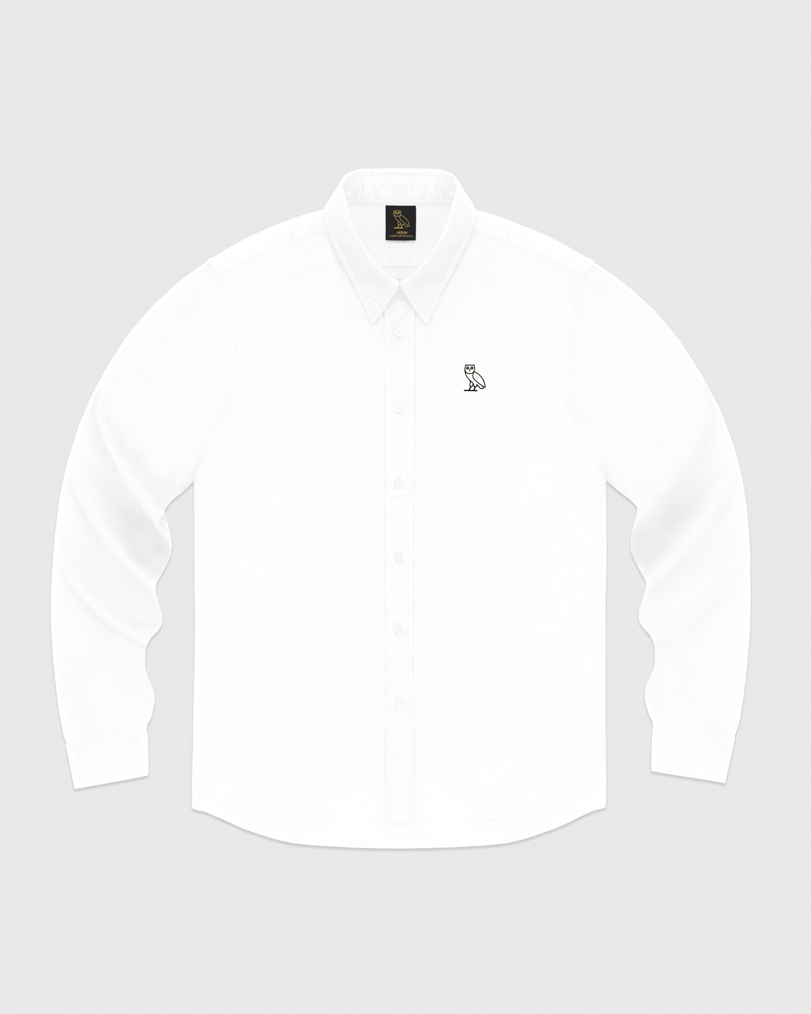 OXFORD SHIRT - WHITE IMAGE #1