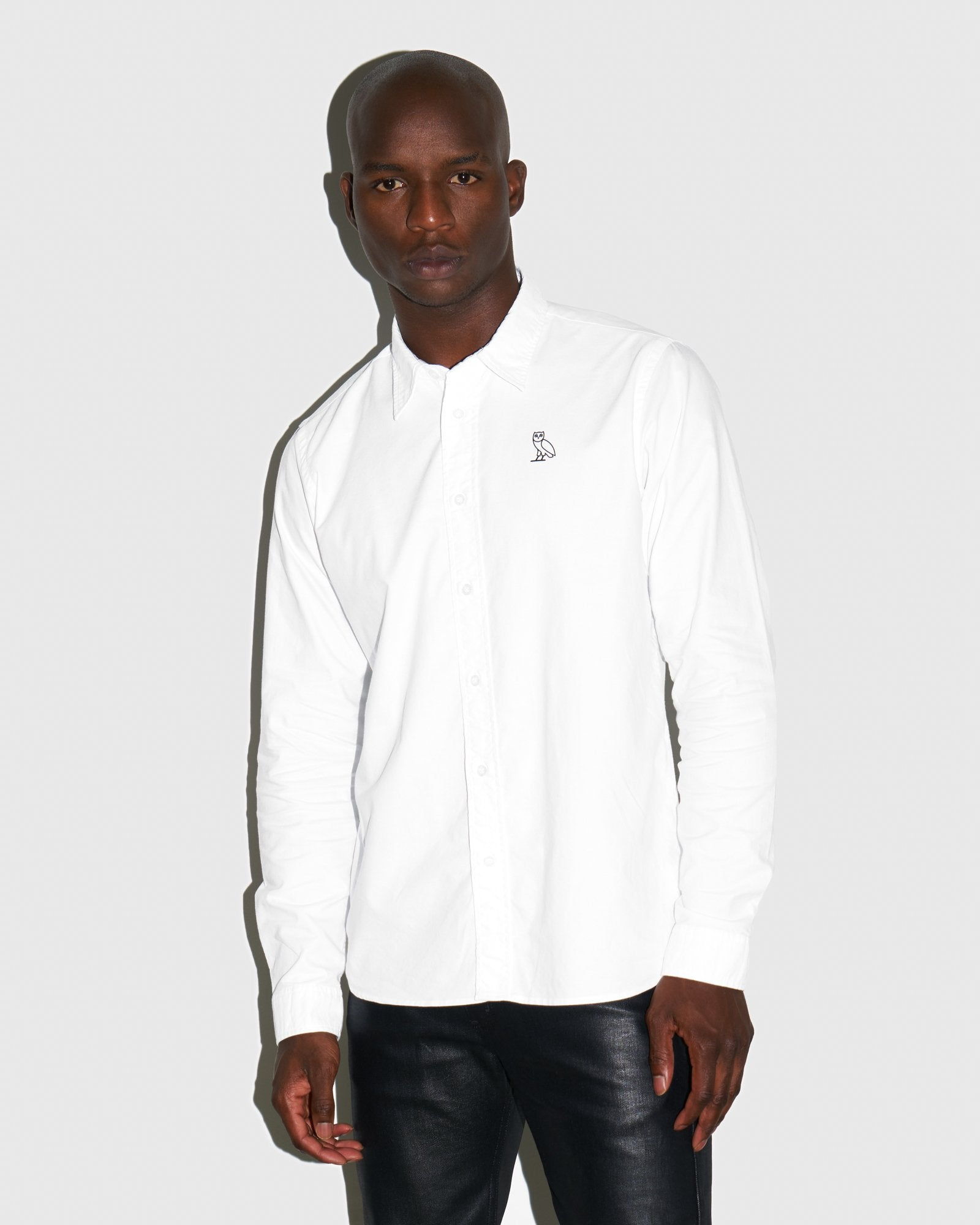 OXFORD SHIRT - WHITE IMAGE #2