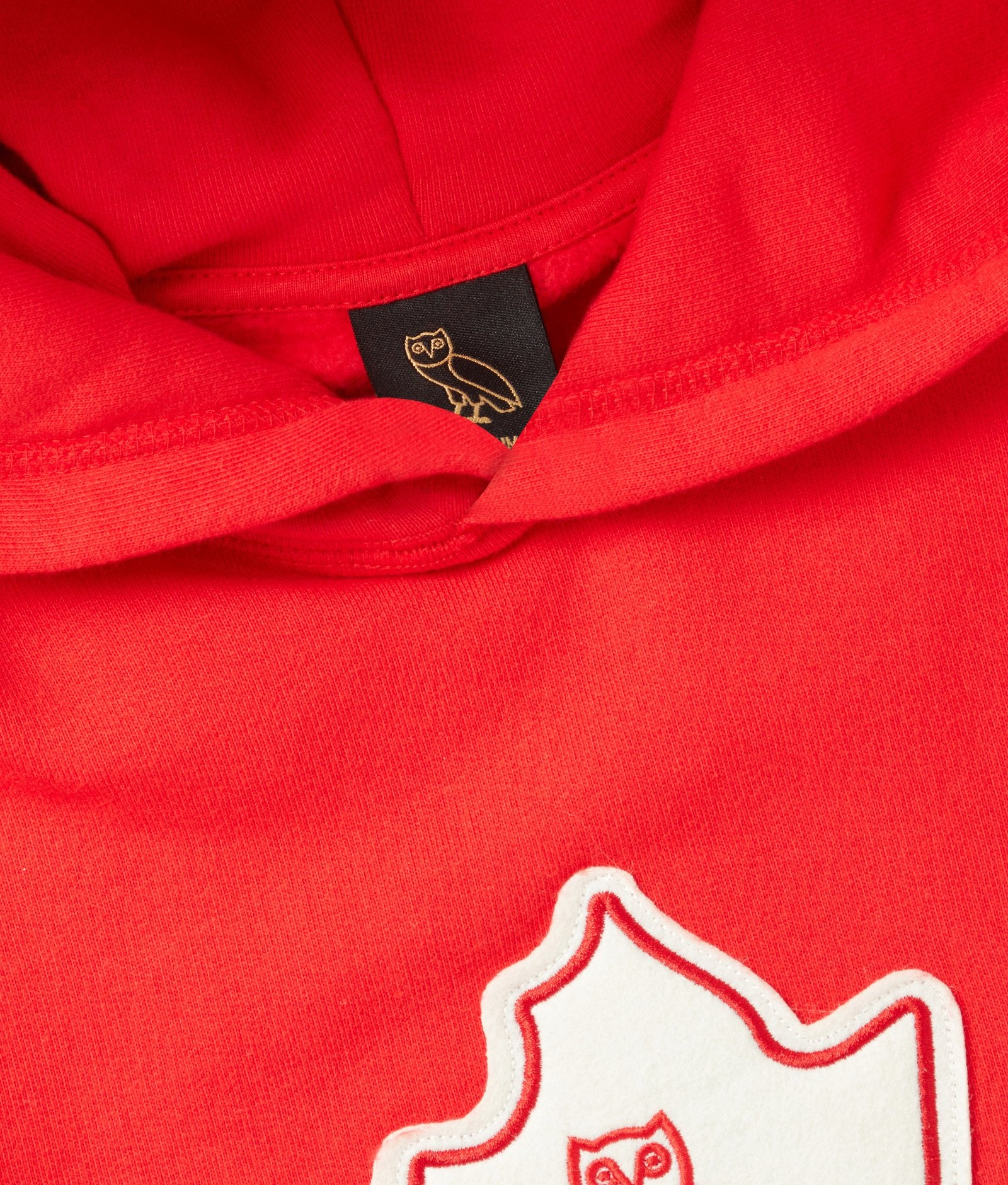 ALL COUNTRY HOODIE - RED IMAGE #2