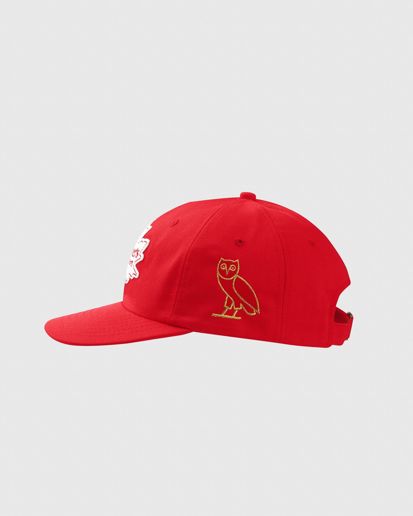 ALL COUNTRY SPORT CAP - RED IMAGE #2