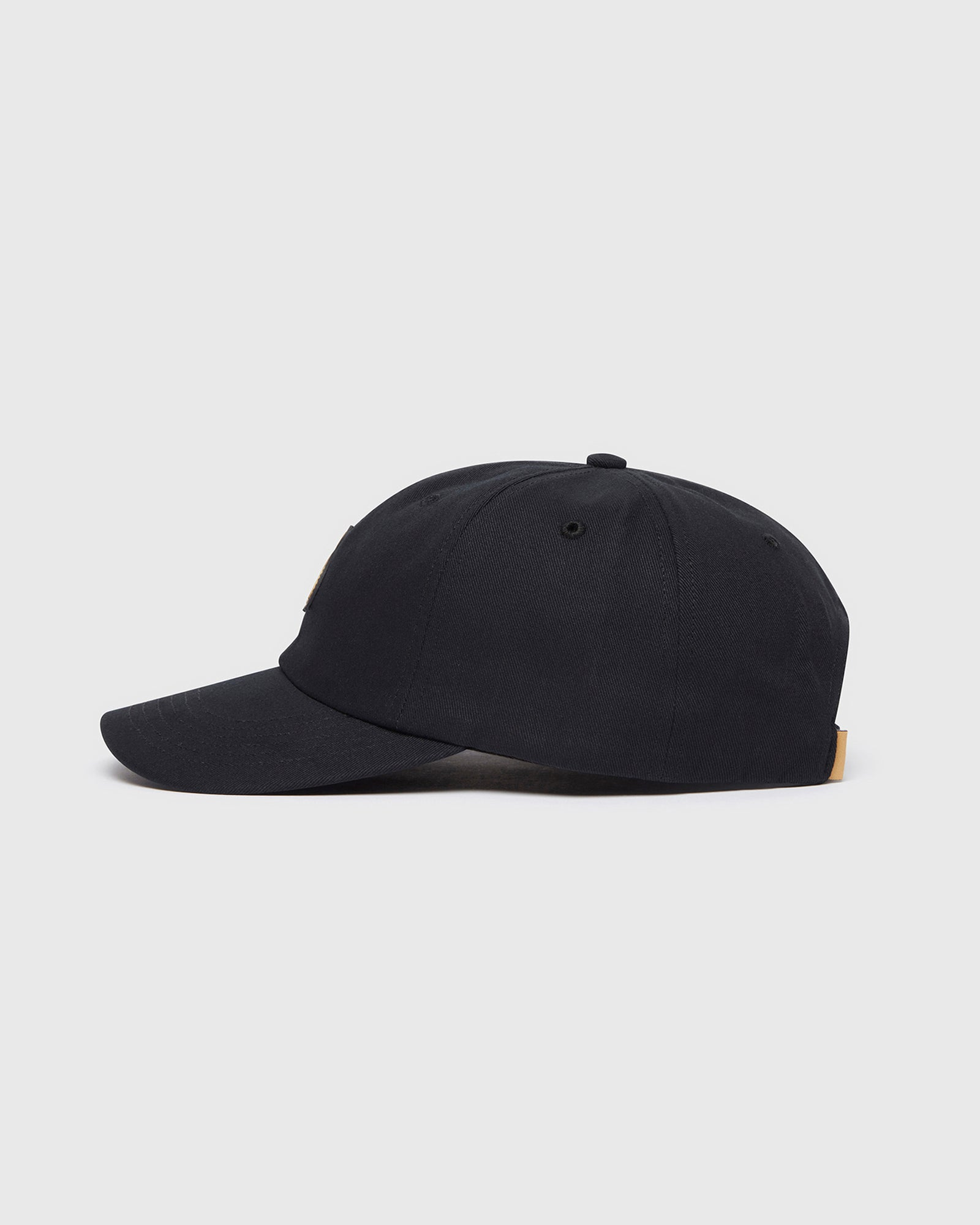 OVO ESSENTIALS CAP - BLACK IMAGE #2