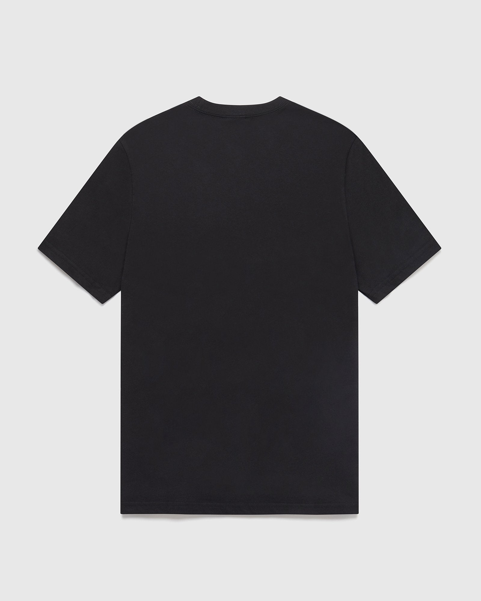 CANADA SPORT T-SHIRT - BLACK IMAGE #2