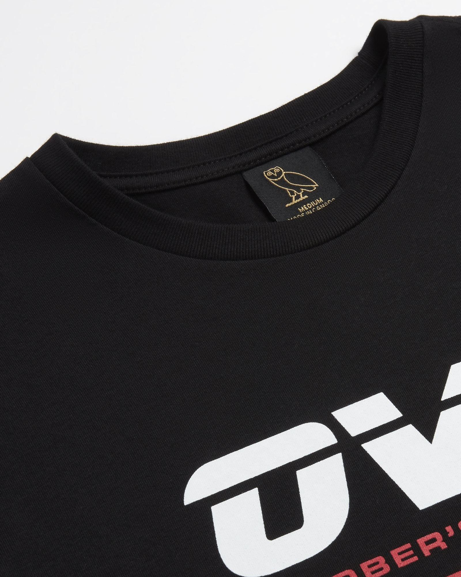 CANADA SPORT T-SHIRT - BLACK IMAGE #4