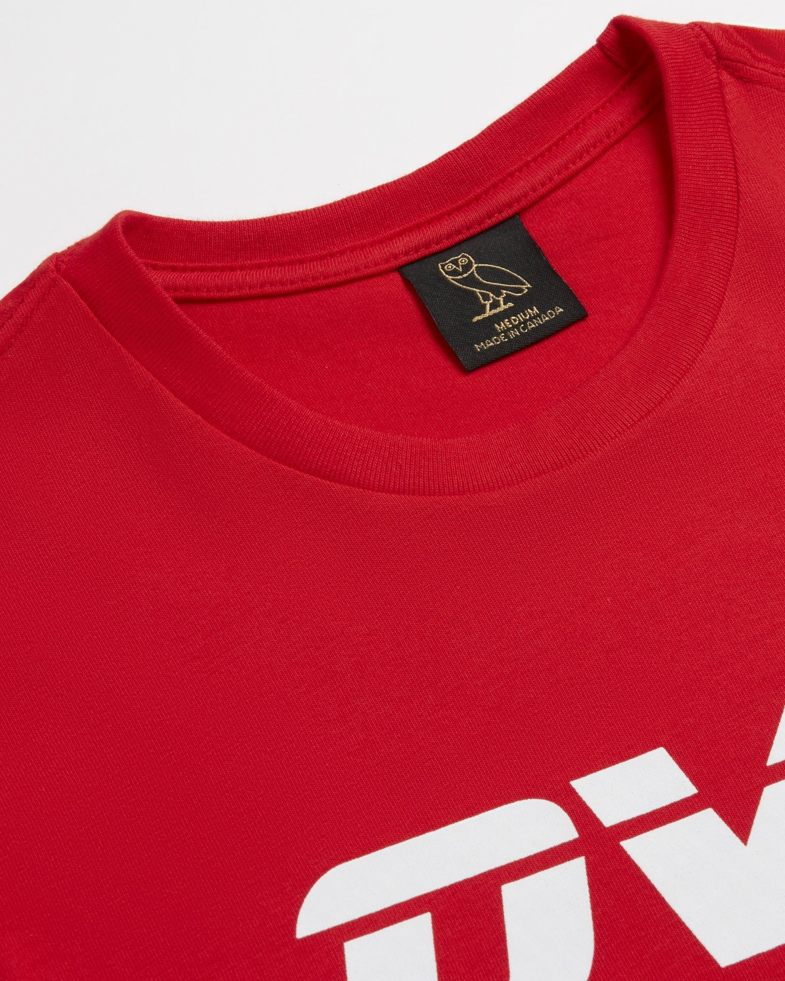 CANADA SPORT T-SHIRT - RED IMAGE #4