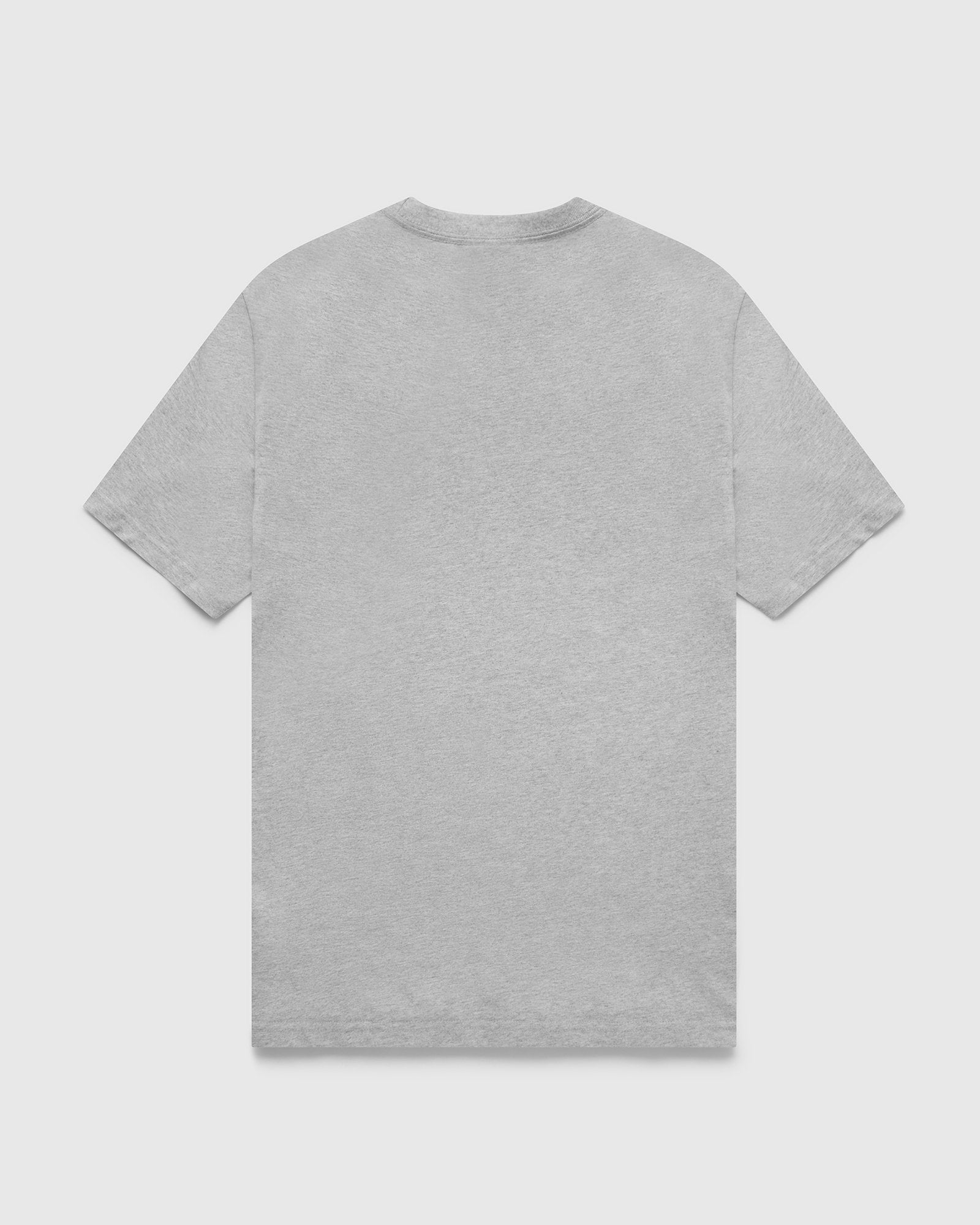 CIRCLE T-SHIRT - HEATHER GREY IMAGE #2