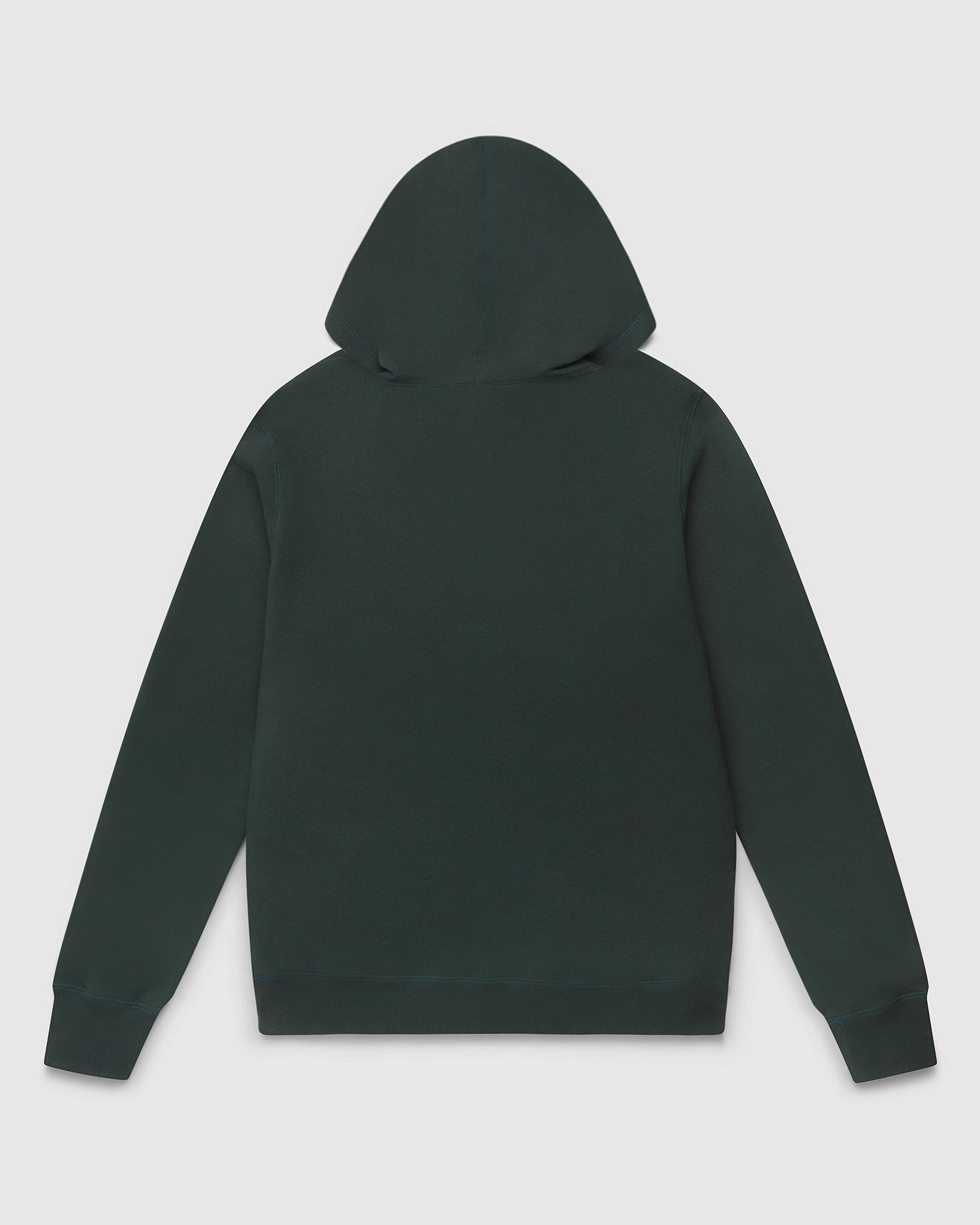 CLASSIC OWL HOODIE - EVERGREEN IMAGE #2