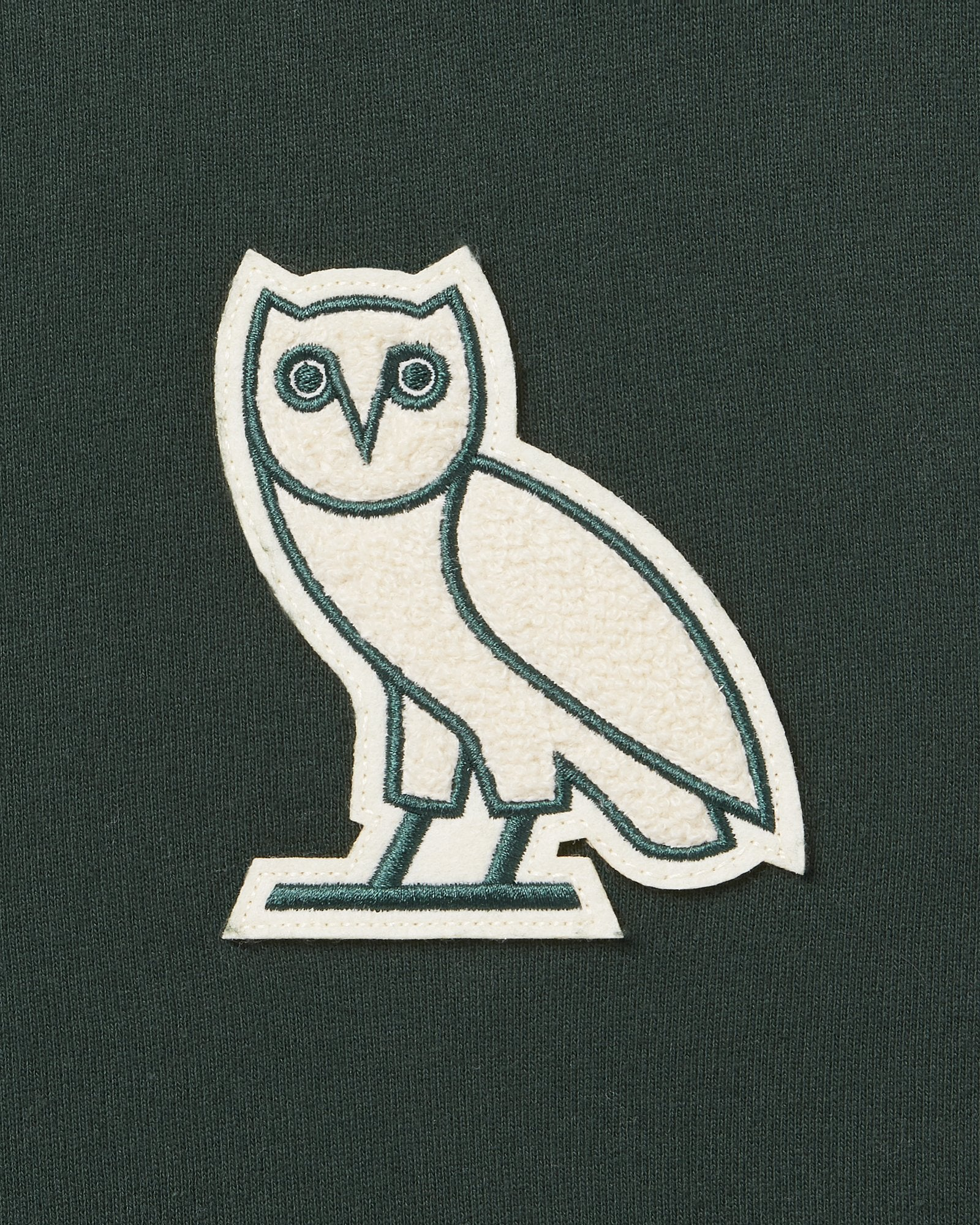 CLASSIC OWL HOODIE - EVERGREEN IMAGE #3