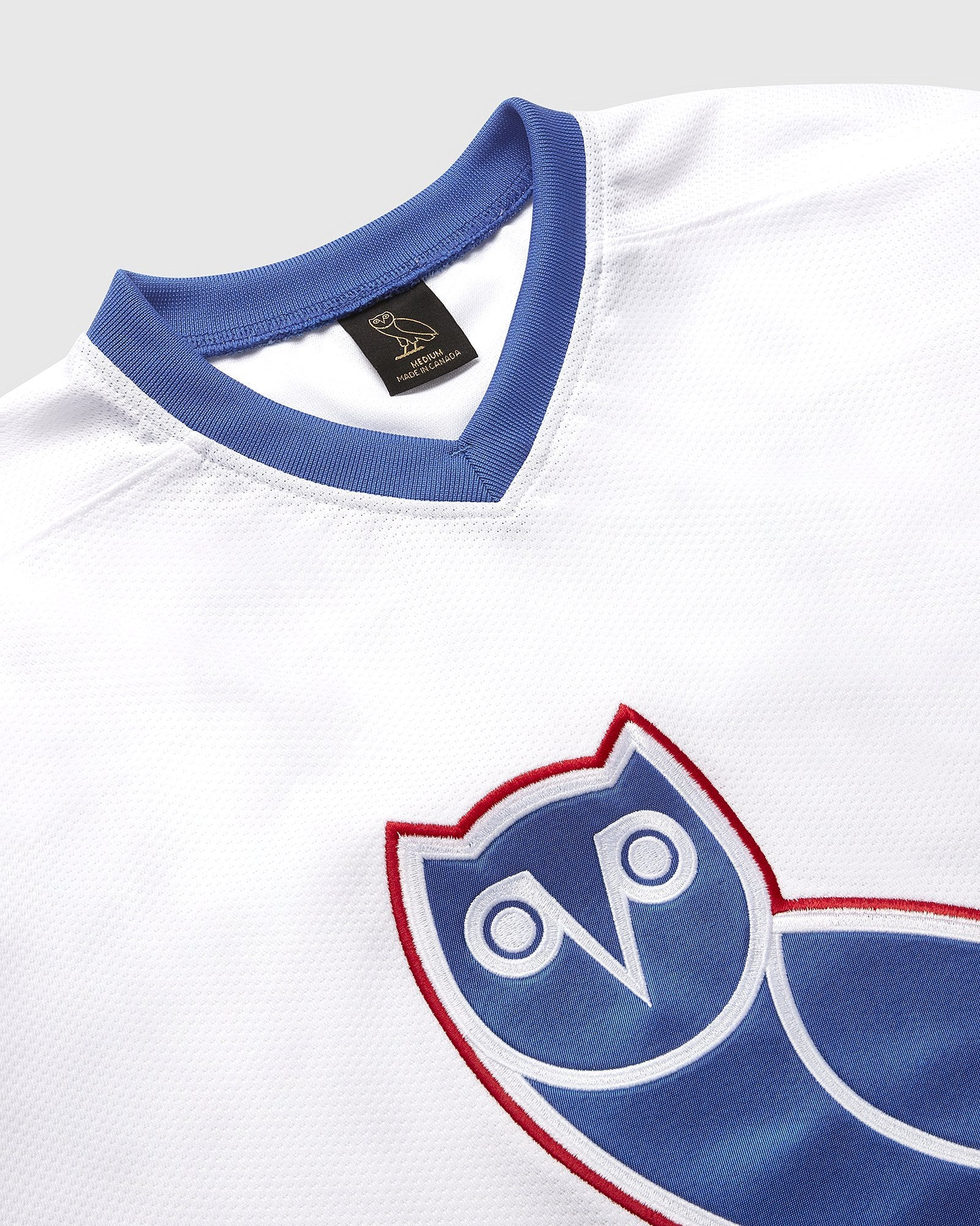OVO HOCKEY JERSEY - WHITE IMAGE #3