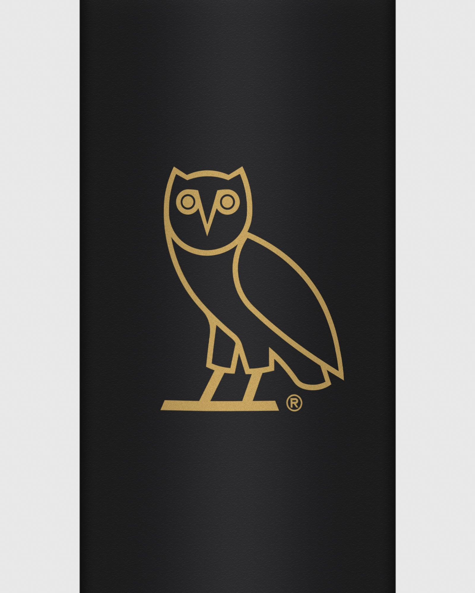 OVO x KLEAN KANTEEN OWL WATER BOTTLE - BLACK IMAGE #2