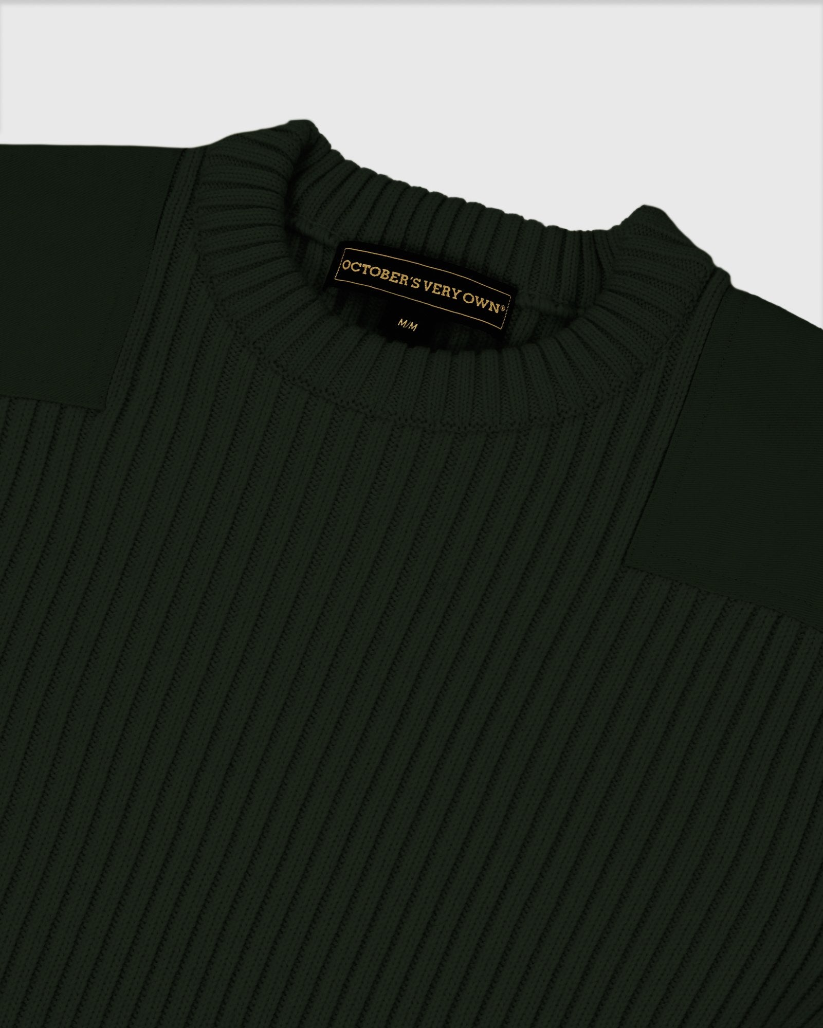 MARIGOLD MILITARY SWEATER - PINE IMAGE #4