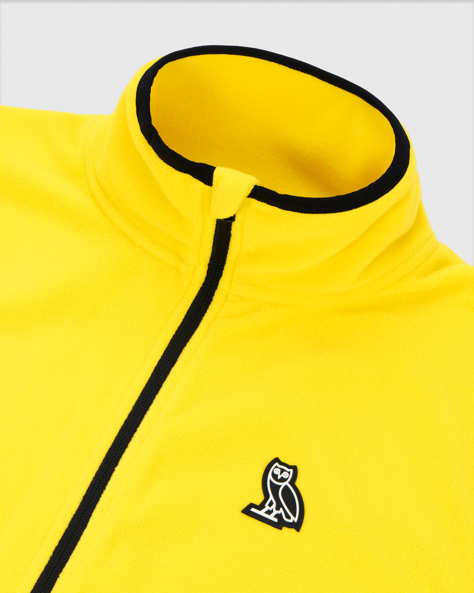 MICROFLEECE VEST - YELLOW IMAGE #4