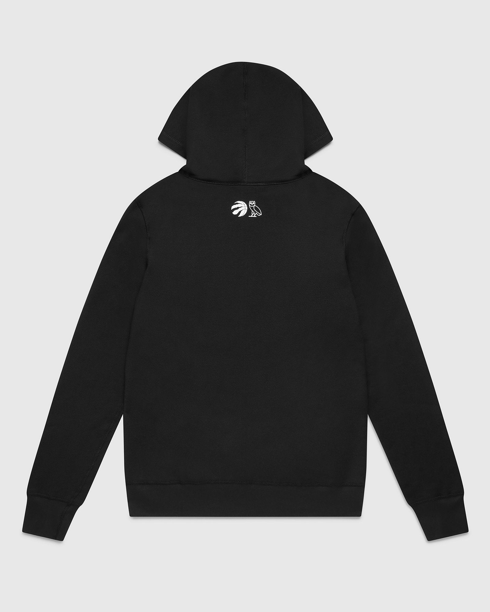 OVO ATHLETIC CENTRE HOODIE - BLACK IMAGE #2