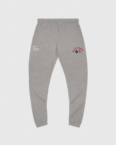 OVO X RAPTORS SWEATPANT - HEATHER GREY