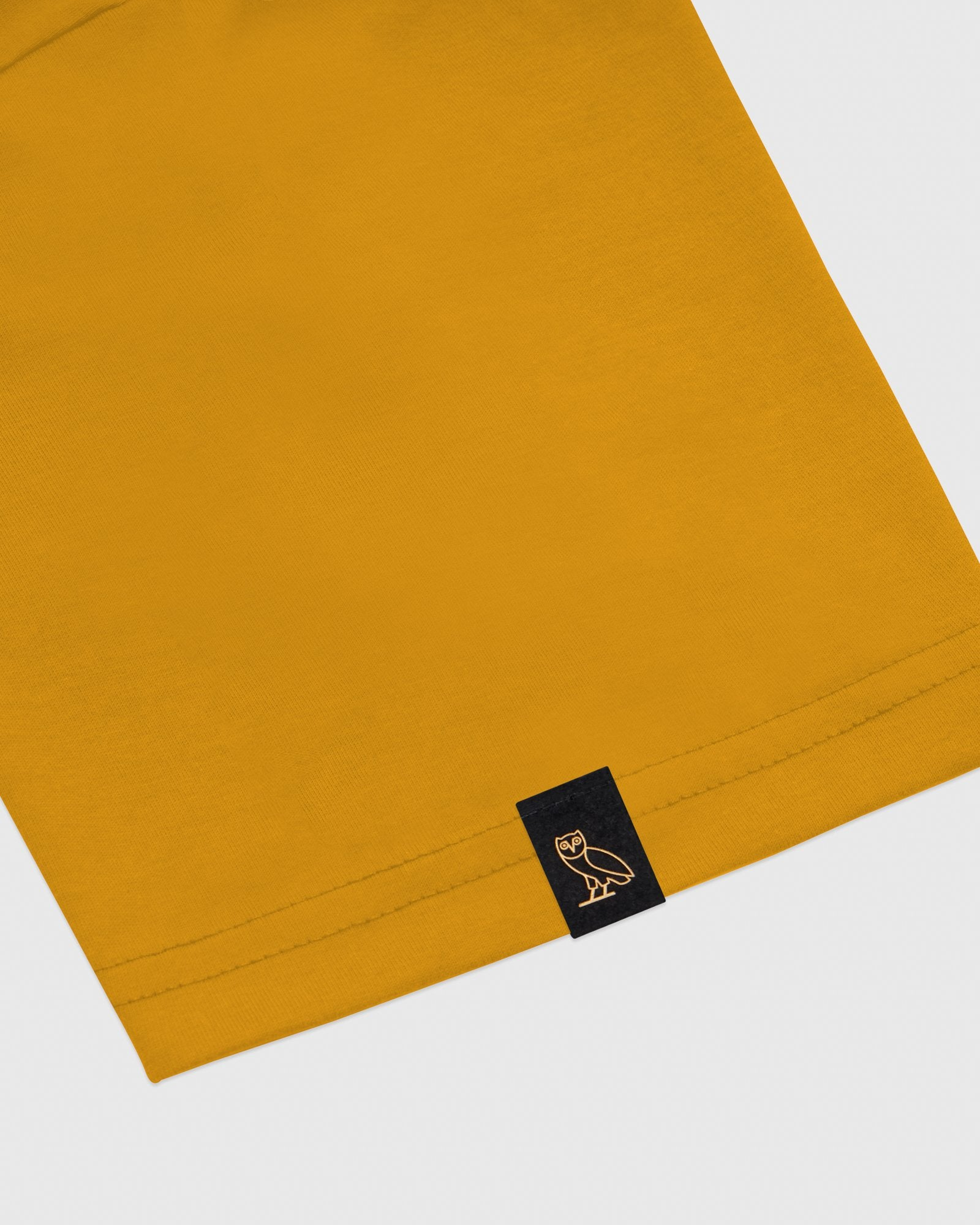 SUNSET RUNNER T-SHIRT - AUTUMN YELLOW IMAGE #4