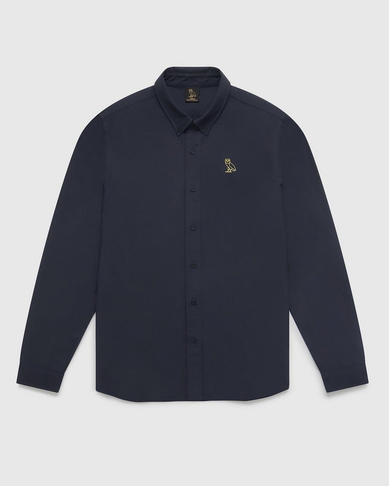 OXFORD SHIRT - DARK NAVY