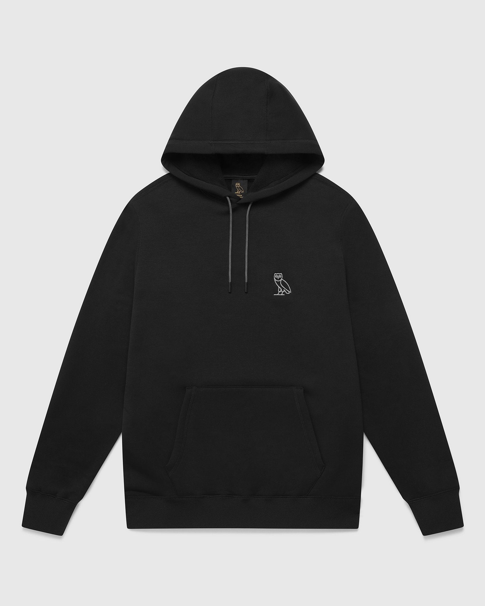 POLARTEC® POWER STRETCH HOODIE - BLACK IMAGE #1