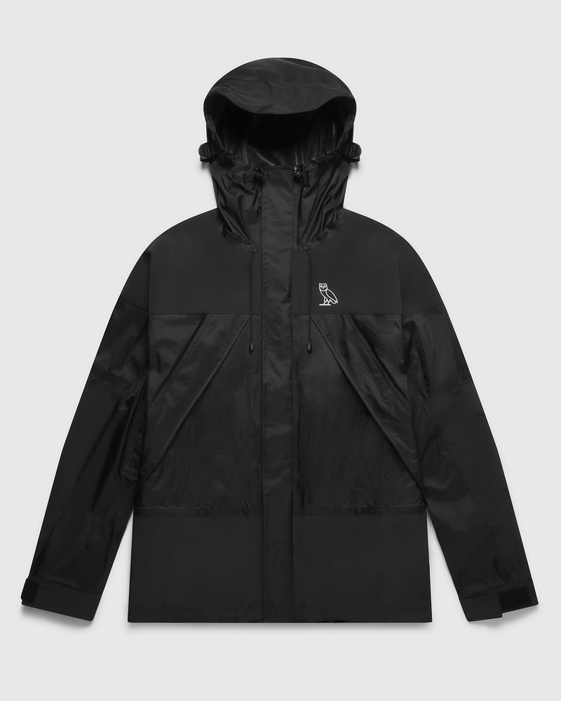 OVO TECHNICAL SHELL - BLACK