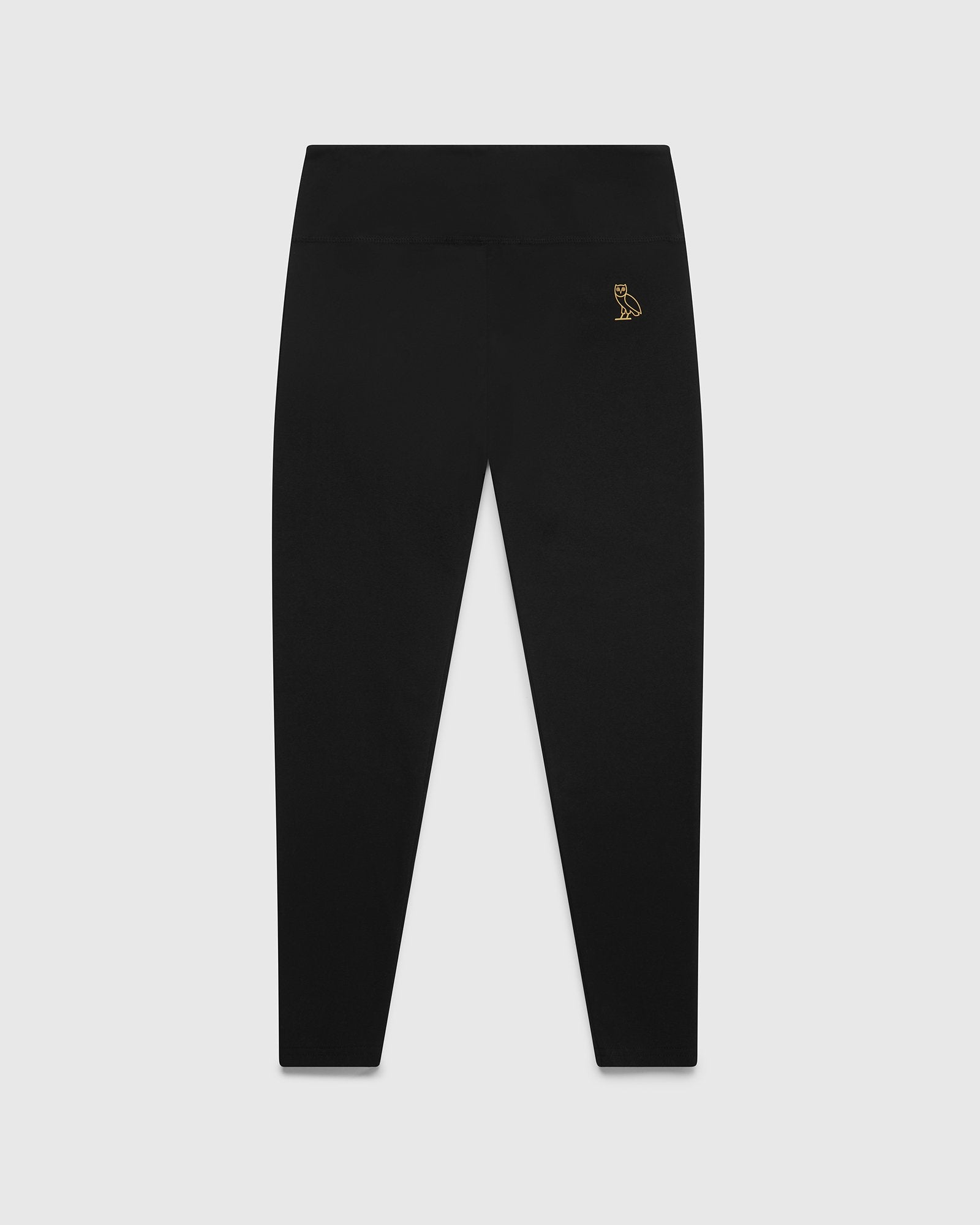 WMNS HIGH WAIST LEGGING - BLACK IMAGE #1