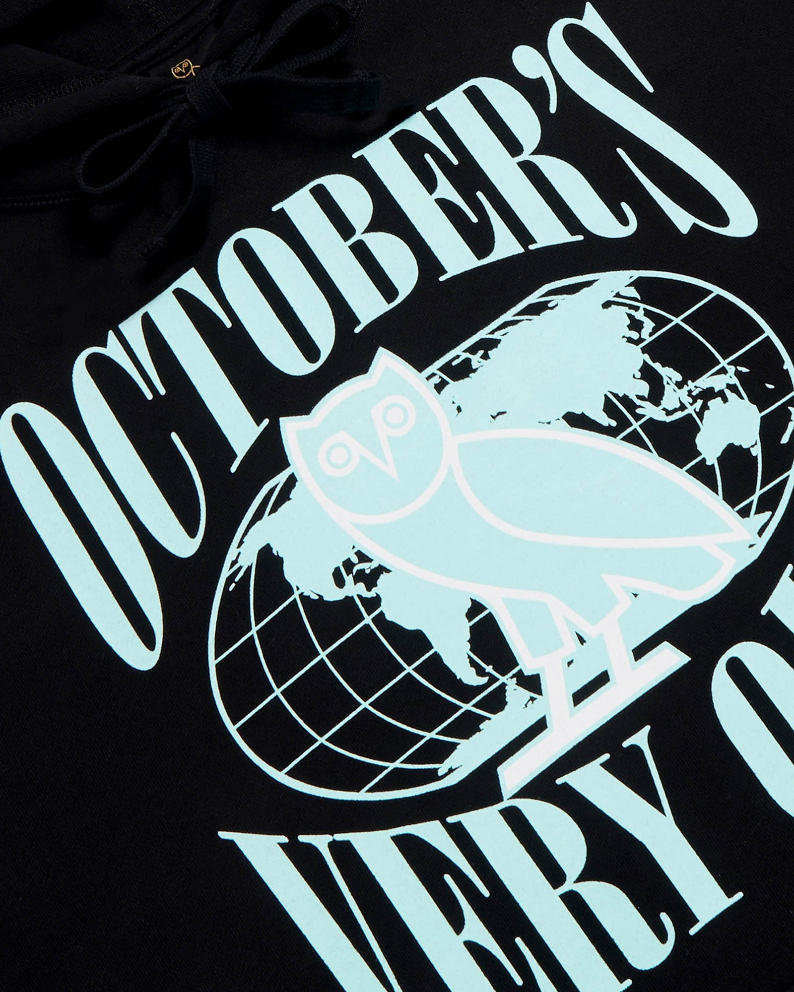 WORLD TOUR HOODIE - BLACK IMAGE #4