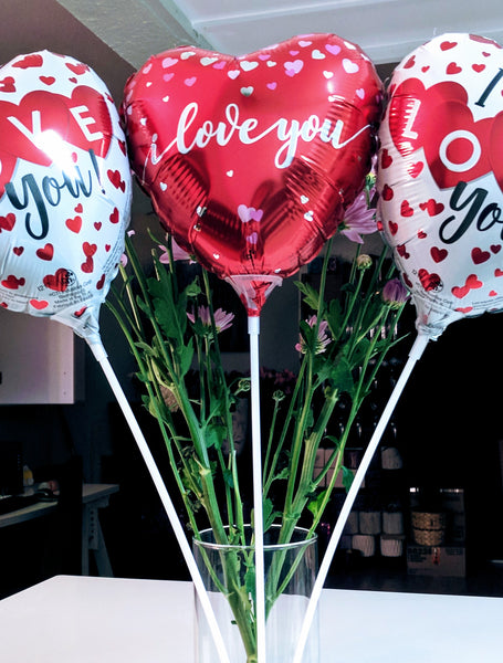 "Balloons ""I love you"""