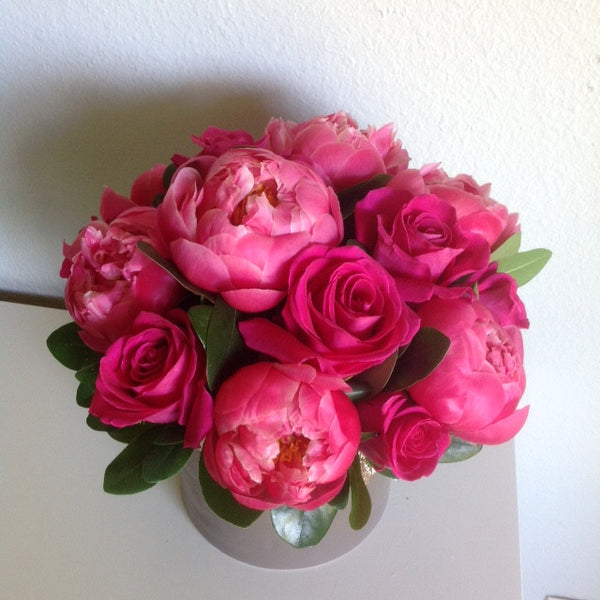 Empress - Peonies and Roses
