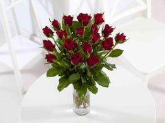 Deep Red Roses