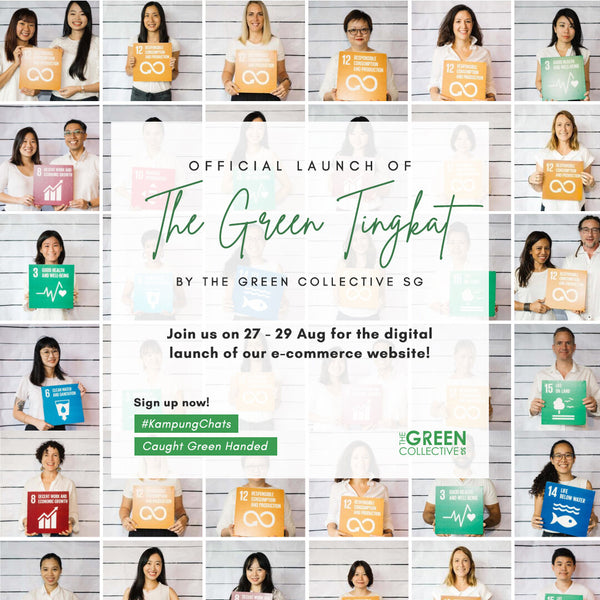 Launch of The Green Tingkat by The Green Collective SG