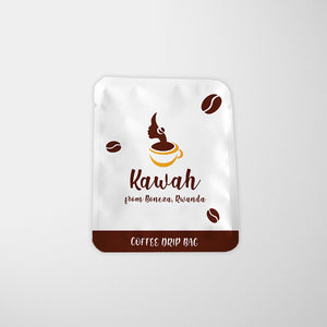 Kawah Single Drip Coffee Bags