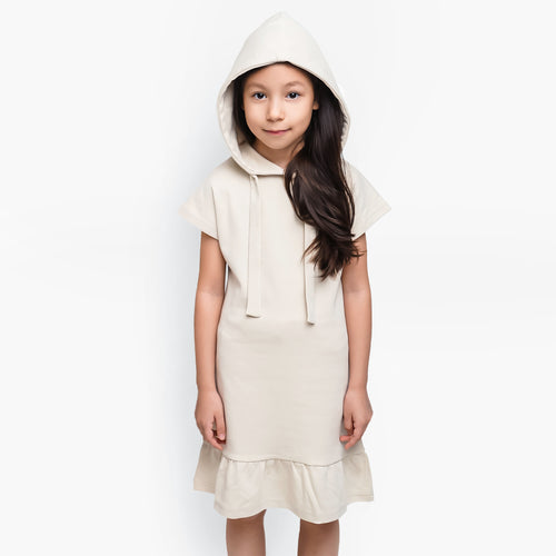 twoplus-Hooded Dress