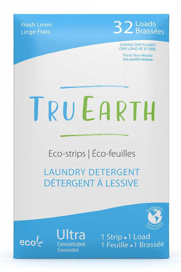 TRU EARTH Eco-strip Laundry Detergent
