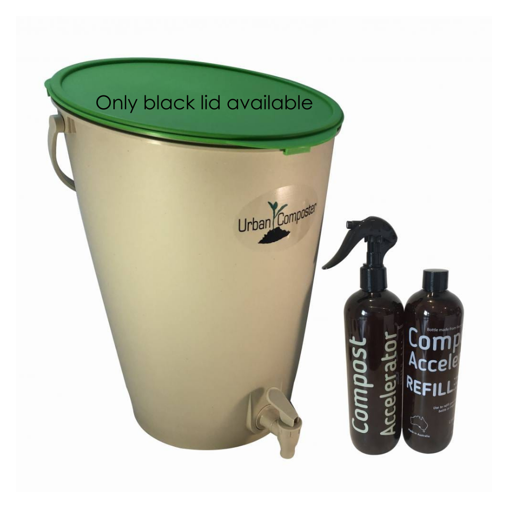 Composter Bundle(Free 500ml Accelerator)