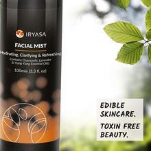 Load image into Gallery viewer, Iryasa Facial Mist
