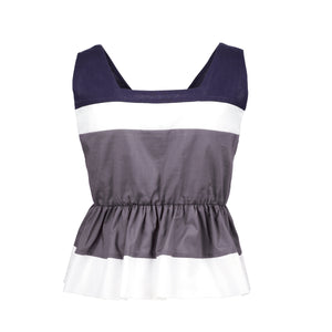 The Peplum Top