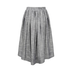 The High-Low Skirt Linen