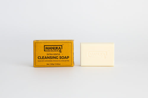 ManukaRx Extra Gentle Cleansing Soap