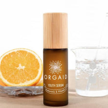 Load image into Gallery viewer, ORGAID Youth Serum Hyaluronic and Vitamin C