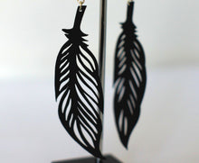 Load image into Gallery viewer, Earrings - Foliage LeafEarrings - Foliage Leaf
