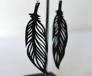 Earrings - Foliage LeafEarrings - Foliage Leaf