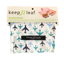 Load image into Gallery viewer, KeepLeaf Reusable Snack Bags