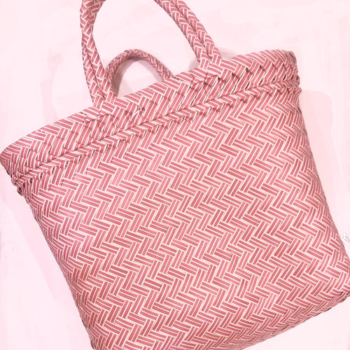 Auntie Chic Handwoven Bag