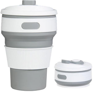 Collapsible Coffee Cup 350ml