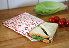 Load image into Gallery viewer, Reusable Sandwich Bag