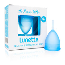 Load image into Gallery viewer, Lunette Menstrual Cup