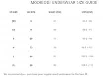 Load image into Gallery viewer, Modibodi Period Panties Classic Bikini - Heavy Absorbency