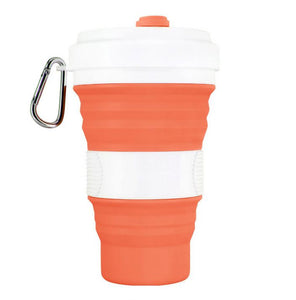 Collapsible Coffee Cup 550 ml