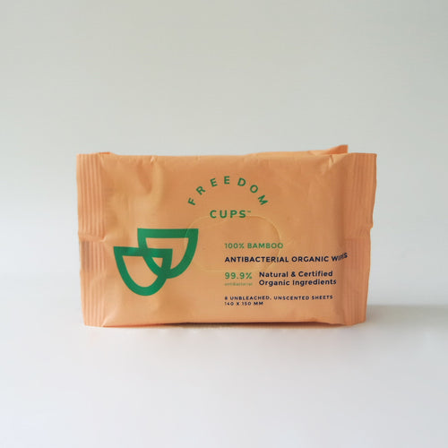 Freedom Cup Wipes