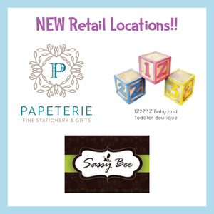 New Retail Locations!