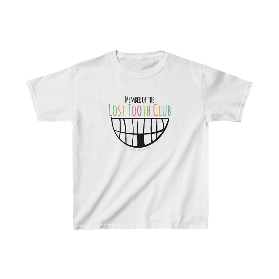 Lost Tooth Club T Shirt