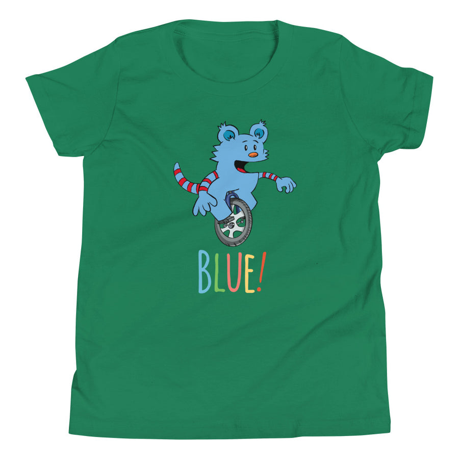 Blue! Tooth Brigade T-Shirt (Unisex YOUTH SIZES)